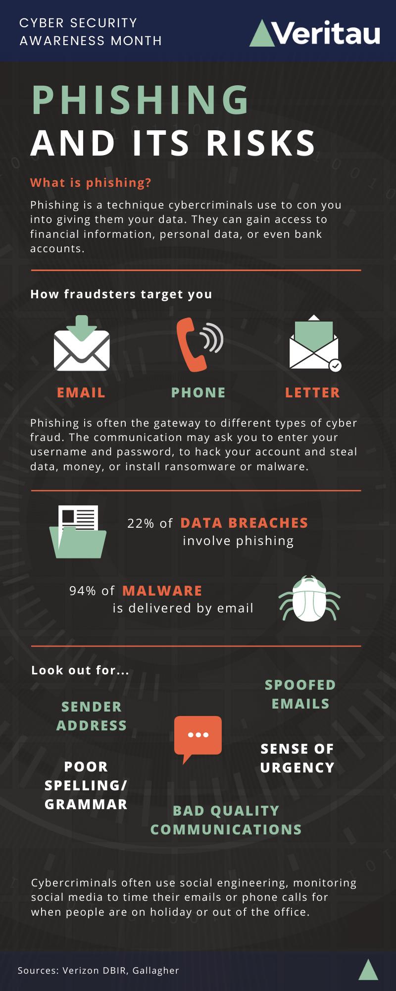 Phishing long infographic Veritau