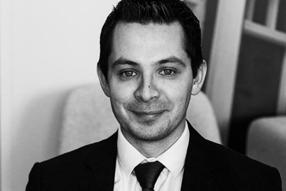 Daniel Clubb, Corporate Fraud Manager