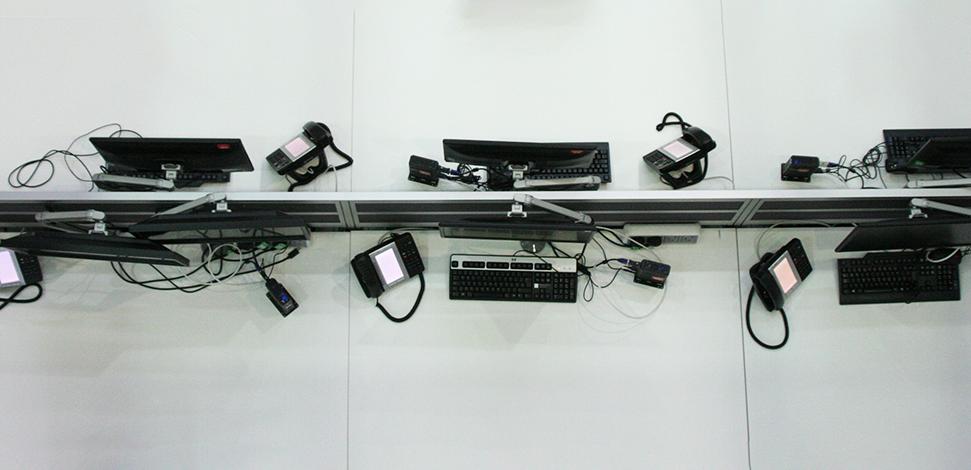 Image of desks from above - Governance - Veritau