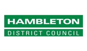 Hambleton District Council logo - Veritau core member