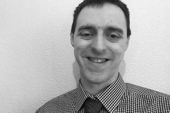 James Sheard, Senior Information Governance Officer