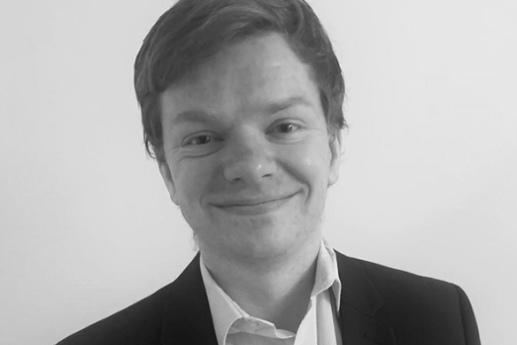 Luke Johnson, Senior Internal Auditor