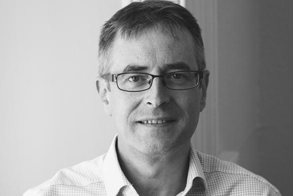 Max Thomas, Chief Executive of Veritau