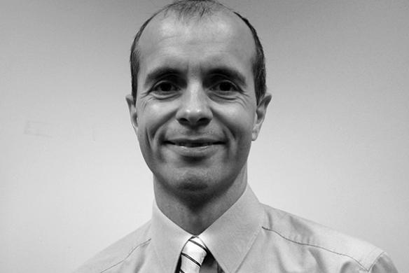 Michael Raynes, Senior Internal Auditor