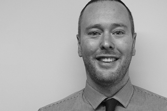 Neil Beasley, Senior Internal Auditor