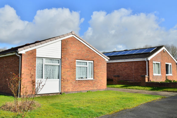 Image of bungalow - York man prosecuted for council tax reduction fraud Veritau