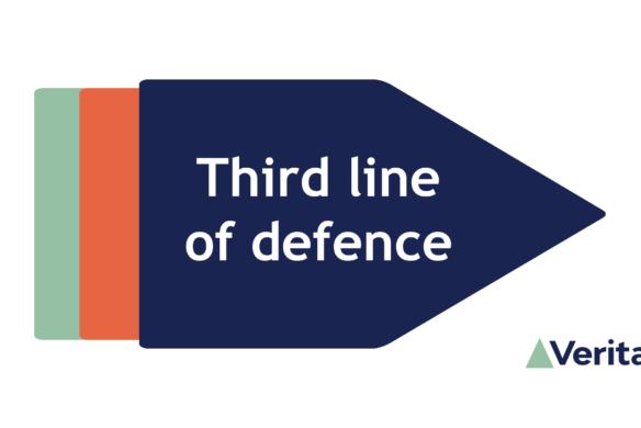 Third line of defence internal audit - Veritau